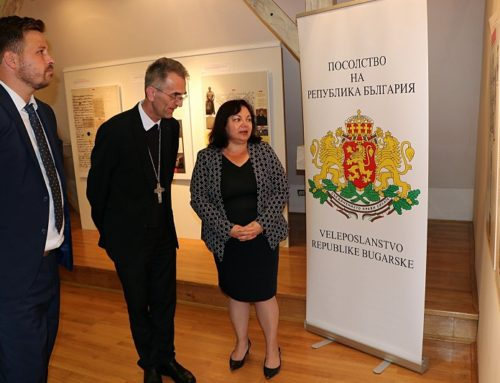 Veleposlanica Bugarske posjetila Đakovo