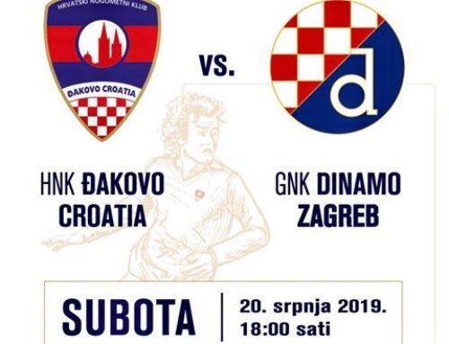 HNK Đakovo Croatia – GNK Dinamo Zagreb II