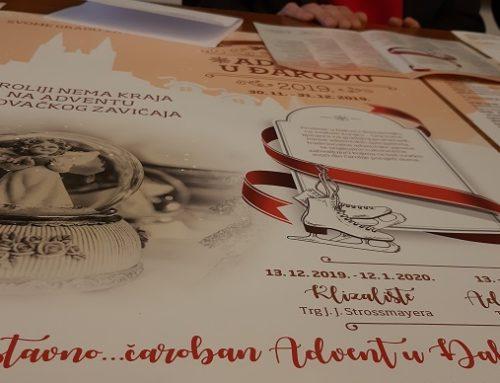 """Odluka o radnom vremenu ugostiteljskih objekata u vrijeme manifestacije """"Advent u Đakovu"""""""