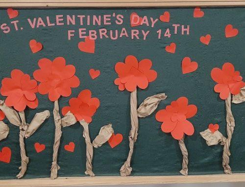 Valentinovo u Srednjoj strukovnoj školi Antuna Horvata