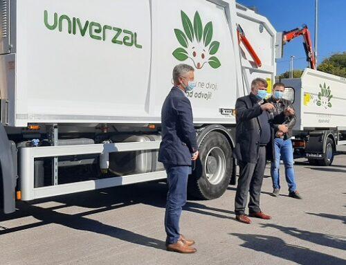 Nabava komunalnih vozila za odvojeno prikupljanje otpada