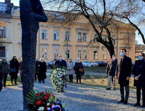 Sjećanje na žrtve holokausta