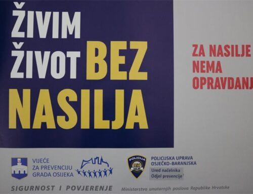 """Predstavljeni plakati nacionalnog preventivnog projekta """"ŽIVIM ŽIVOT BEZ NASILJA"""""""