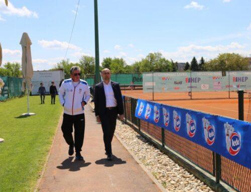 Župan Anušić u Đakovu podržao Prvenstvo Hrvatske u tenisu