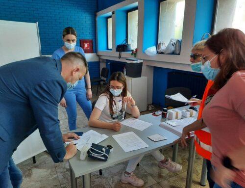 Počelo cijepljenje građana bez prethodne najave, a nakon 9 mjeseci nema oboljelih od COVID-19 na respiratoru