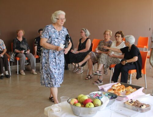 Obilježen Svjetski dan djedova, baka i starijih osoba u Amadei