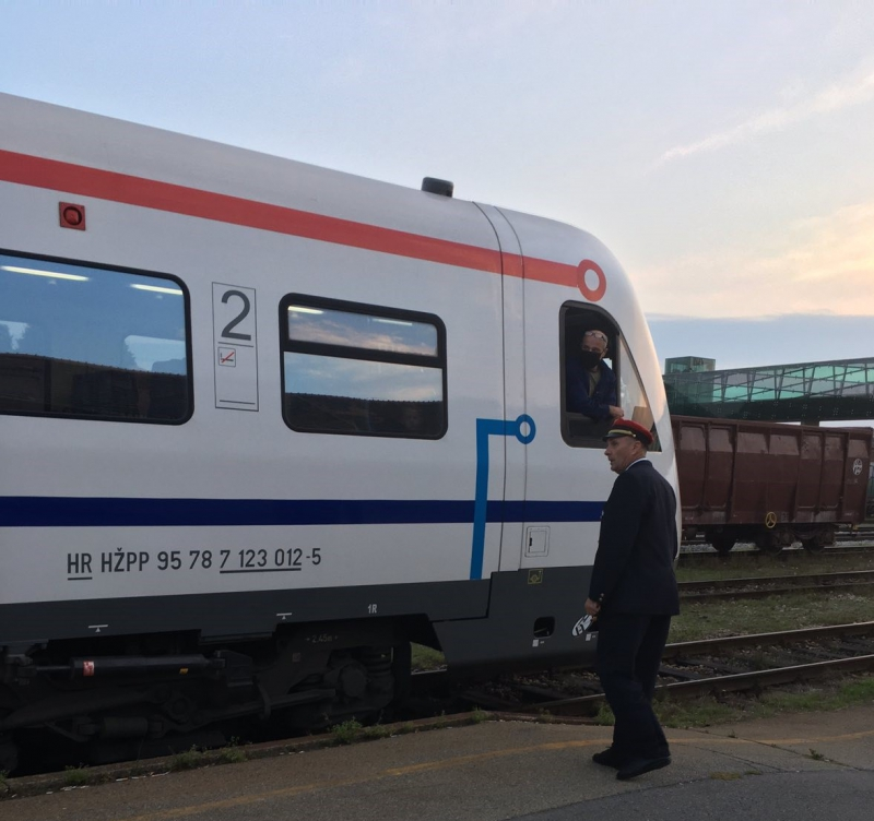 Interes studenata za besplatni prijevoz vlakom iznad svih očekivanja